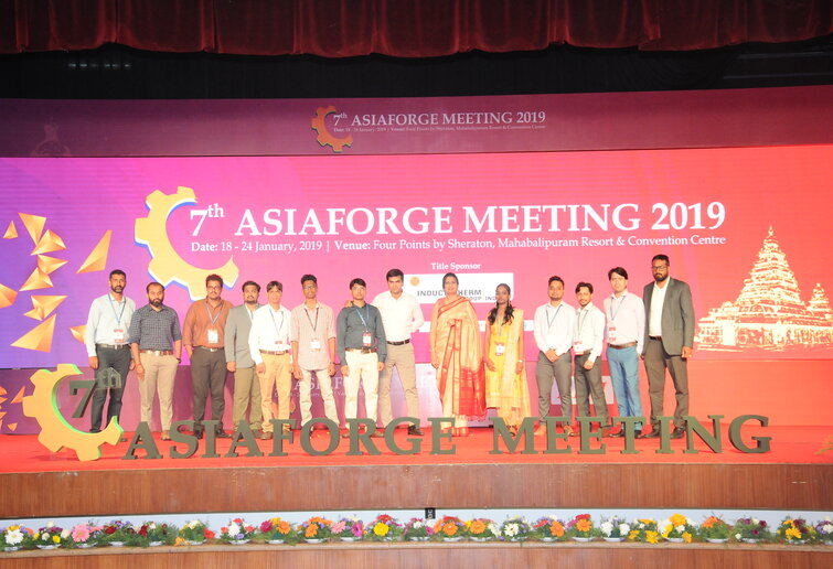 7th asia forge