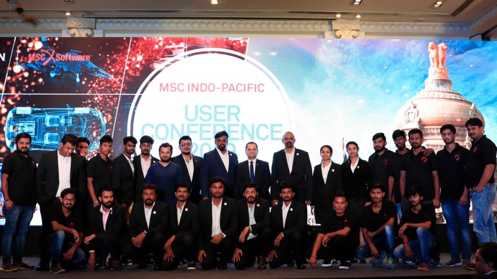 MSC INDO-PACIFIC USER CONFERENCE 2019